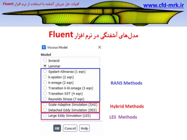 آموزش مقدماتی نرم افزار Fluent